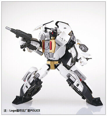 Toys Hero In Hand Transformers Generation Toy GT-08C Guardian Bulance GT08C
