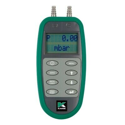 Kane 3500-2 High Accuracy Differential Pressure Meter