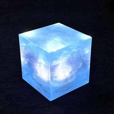 Marvel Avengers Infinity War Thanos Tesseract Cube 1/1 Scale Led Cosplay Props