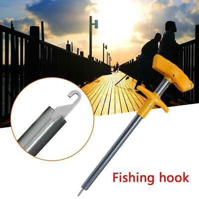 Easy Fish Hook Remover Fishing Tool Minimizing The Injuries Tools Tackle