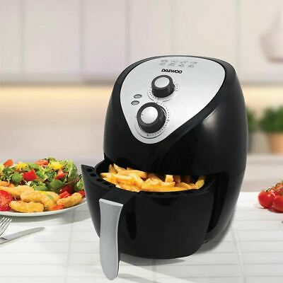 3.6L Electric Air Fryer Healthy oil Free cooker DAEWOO