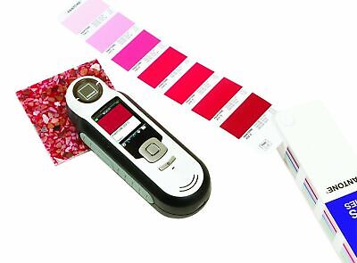 Pantone Capsure RM200-PT01 capture colour from virtually any material, fabric or