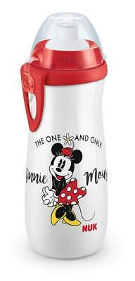 NUK 10255415 Disney Mickey Mouse Sports Cup for Children from 36 Months BPA-Free