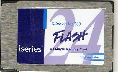 Intel 24MB Flash Card-Intel Mfr P/N SM9F243P2205 16-1837-01