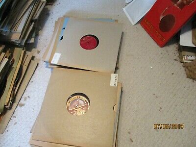 37 Jazz Swing Dance etc Gramophone Phonograph 78rpm records all in hard covers