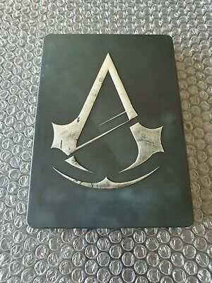 Assassins Creed - limited Collectors Edition Steelbook - Ps4 - Xbox - NO GAME