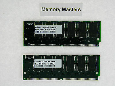 MEM-NRP-128M 128MB 2x64MB DRAM upgrade for Cisco 6400 series routers