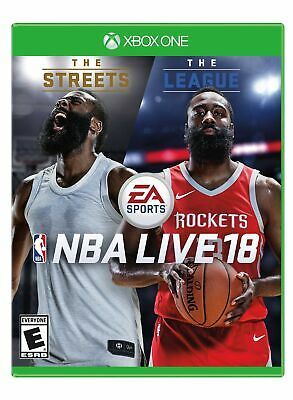 Electronic Arts NBA Live 18 The One Edition Xbox One