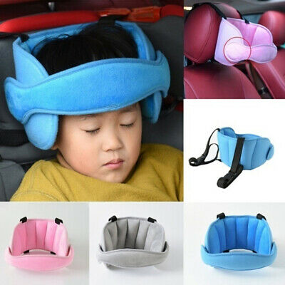 Child baby safety car seat head support sleep nap aid kid head protector beltRDR