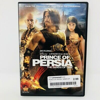 Prince of Persia - The Sands of Time (DVD, Widescreen) Free Shipping