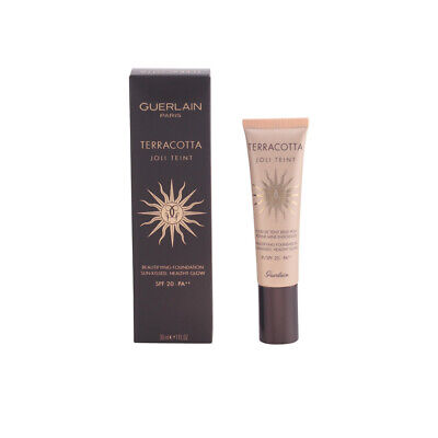 Make-Up Guerlain women TERRACOTTA joli teint ebony 30 ml