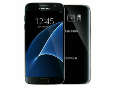 Samsung Galaxy S7 32GB G930A GSM UNLOCKED AT&T/TMOBILE 4G LTE Smartphone BLACK