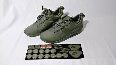 214a68a017 NIKE AIR MAX 95 Sneakerboot Mens Green Olive Sneakers Training ...