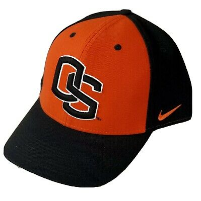 another chance e0860 81345 NEW Nike Legacy 91 Sz 7 Oregon State Beavers Fitted Baseball Cap Dri-fit Hat