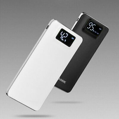 Dual USB Output LCD Screen Portable Power Bank Large Capacity Mobile Phone HP