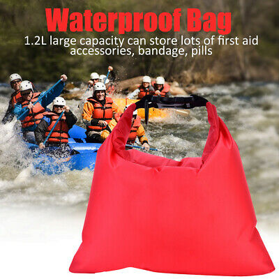 Hot!Waterproof 1.5L Dry Bag Canoe Kayak Boating Camping Swimming Hiking Sack Bag