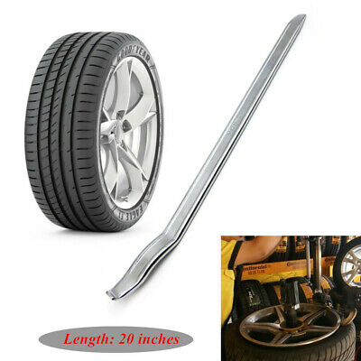 20''Motorcycle Tire Iron Spoon Car Lever Tire Repair Rim Changing Protector Tool