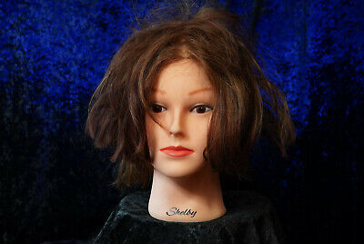 Hair Competition Shoulder Mannequin Head - Art - Female Display Store Doll Face