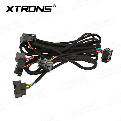 For BMW X5 E46 E53 E90 5M Extension Installation Wiring Harness Cable