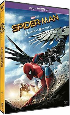 Spider-Man: Homecoming [DVD + Digital UltraViolet] [Import italien]