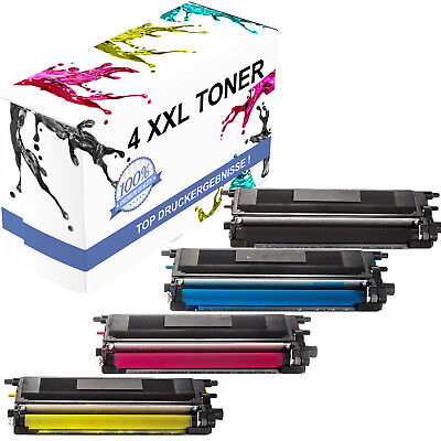 Conjunto de Toners Compatible con Brother MFC Dcp-9040cn Hl-4040cn 9042cd 4070cd