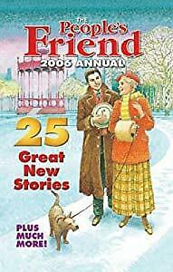 The Peoples Friend Annual 2006, , Used; Good Book