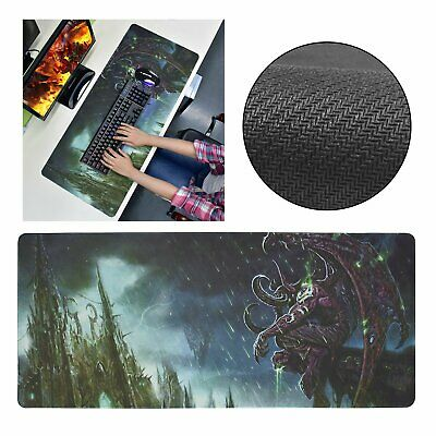 90CM x 30CM EXTRA LARGE XL GAMING MOUSE PAD MAT FOR PC LAPTOP MACBOOK ANTI-SLIP