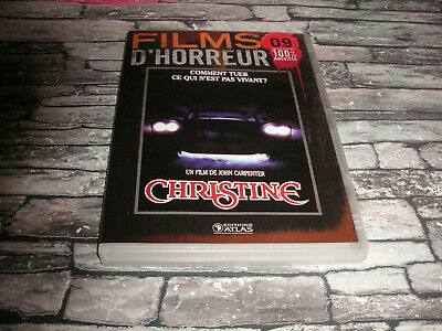 christine  //  john carpenter  // DVD FILMS D HORREUR N°9