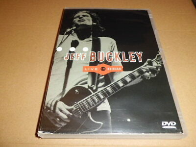 Jeff Buckley  Live In Chicago  /  Import  Dvd