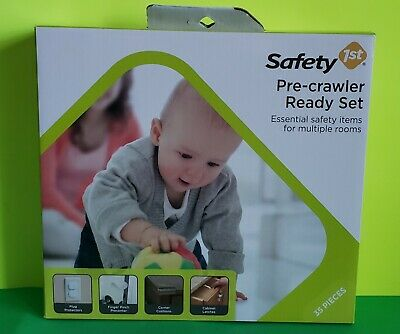 Safety 1St Pre-Crawler Ready Set Essential Safety Items For Multiple Rooms 35 Pc
