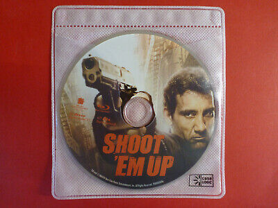 Shoot Em Up Blu-Ray Disc ONLY