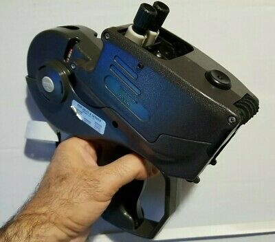 Monarch Paxar 1155 Two Lines Pricemarker Price Gun Labeler, price + date + code.