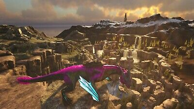 ARK SURVIVAL EVOLVED Xbox One PvP 100 Metal Foundation