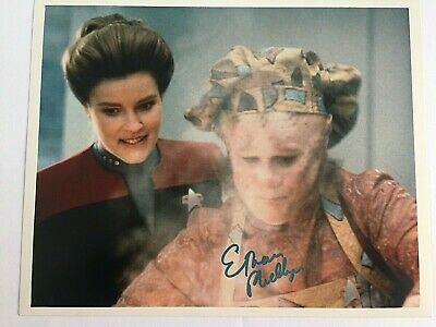Star Trek Voyager Cast Signed 8x10 Autographed Photo Poster Ethan Phillips