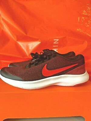 c90a45f3a3a2 Nike Flex Experience RN 7 Men s 908985-006 Black Gym Red Running Shoes Size  11
