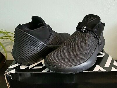finest selection 1c111 958f6 Jordan Russell Westbrook Why Not Zero.1 Low Shoes Black AR0043-001 Mens size