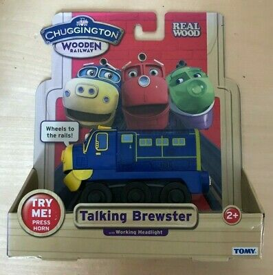 Chuggington Wilson Flashlight by TOMY  LC55707 BLUE BRAND NEW,NEVER USED BLISTER
