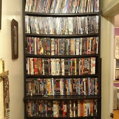 DVD Lot - Huge Selection Buy 3 Get 2 Free -  $3.75 each - free shipping