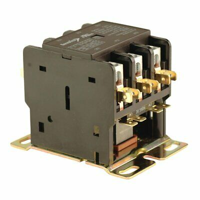DiversiTech EC30324 Three Pole Definite Purpose Contactor Large Frame 30A 24VAC