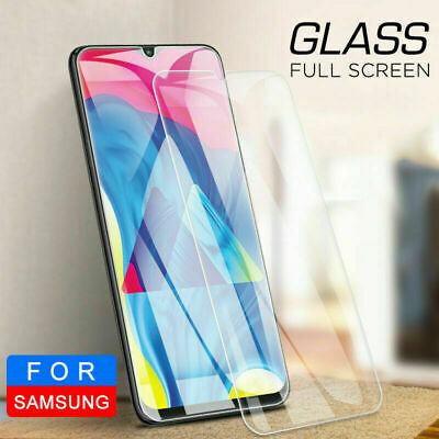 For Samsung Galaxy A90 80 70 50 40 30 20 Tempered Glass Screen Protector Film Id