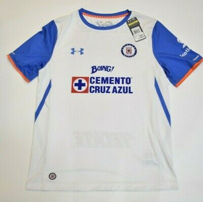 57d9e780f 2016 Under Armour Deportivo Cruz Azul Jersey Camiseta Shirt Liga MX NWT  Size XL