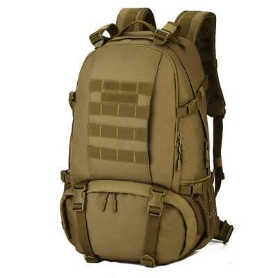 40L Tactical Military Backpack Rucksack Gear Assault Pack For Camping Hunting