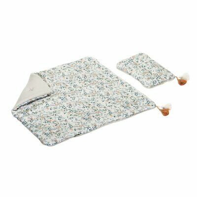 NEW CHILDRENS Muslin Quilt - Grey Branches