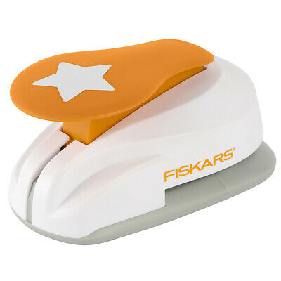 NEW Fiskars Star Lever Punch By Spotlight