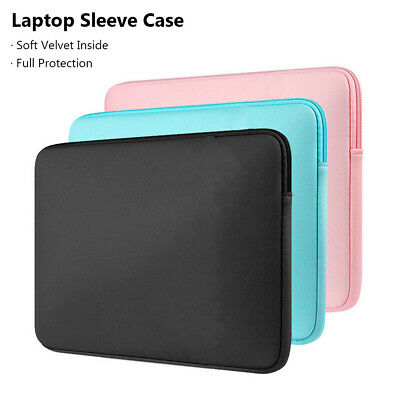 Laptop Notebook Sleeve Case Bag Pouch Cover For MacBook Air/Pro 11''13''14''15''