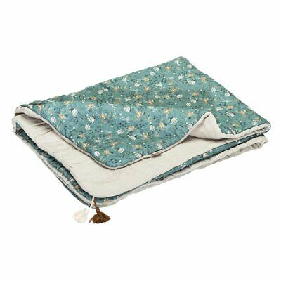 NEW CHILDRENS Muslin Quilt - Green Branches