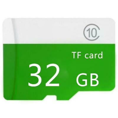 32GB Micro SD SDHC Memory Card Flash Memory Card For Mobile Phones Tablet Camera