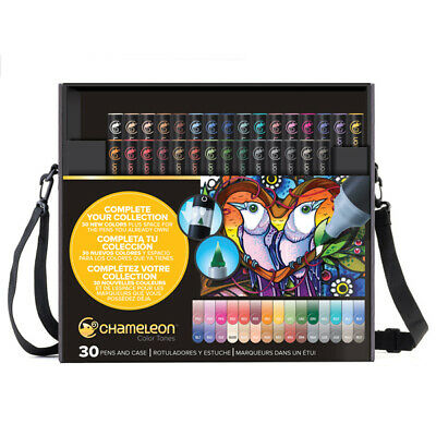 Chameleon Marker Pen Complete Me Set Of 30 Colors