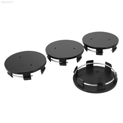 9760 Black Car Wheel Cover Wheel Hub Cover Replacement Car Styling Dust Cover