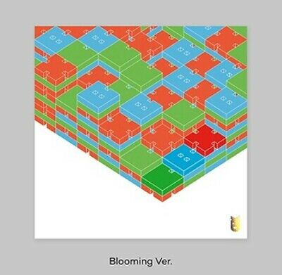 EXO-CBX 2nd Mini Album [Blooming Days] Blooming Ver. CD+Book+Photocard+Sticker